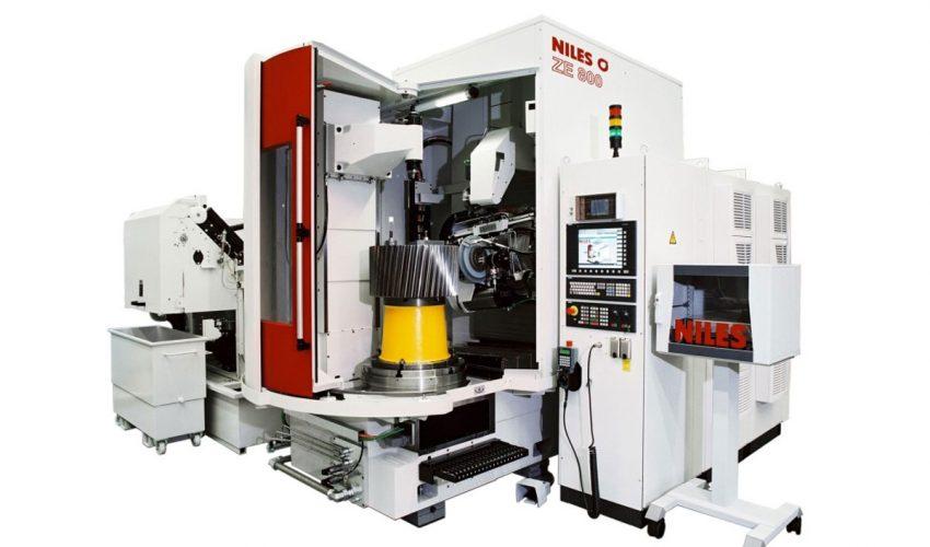 NILES Gear Grinding Machine